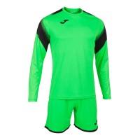 21-22 Green Goalie Kit Jnr