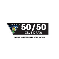 50/50 Ticket - DAFC v Dundee