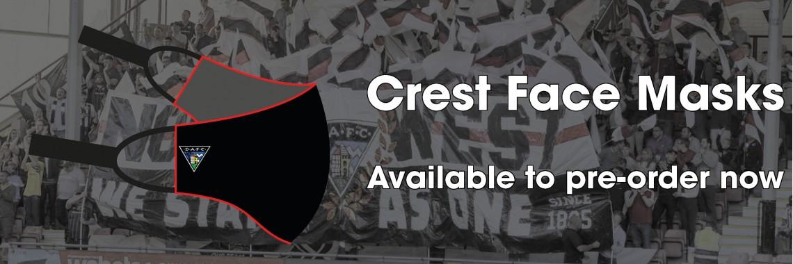 Crest Face Masks