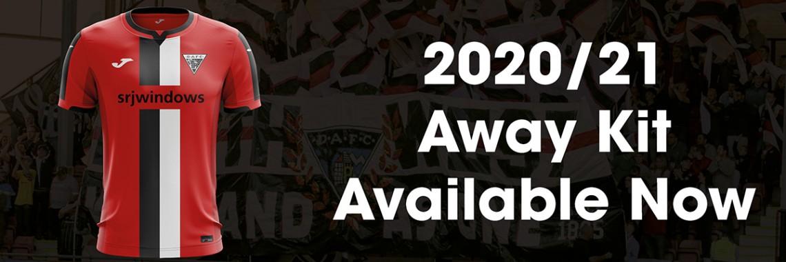 2020-21 Away Kit
