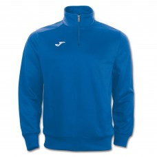 Blue 1/4 Zip Jumper