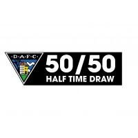 50/50 Ticket - DAFC v Queen of the South