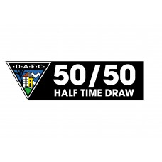 50/50 Ticket - DAFC v Ayr United