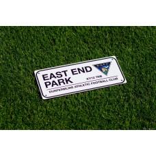 EEP Street Sign